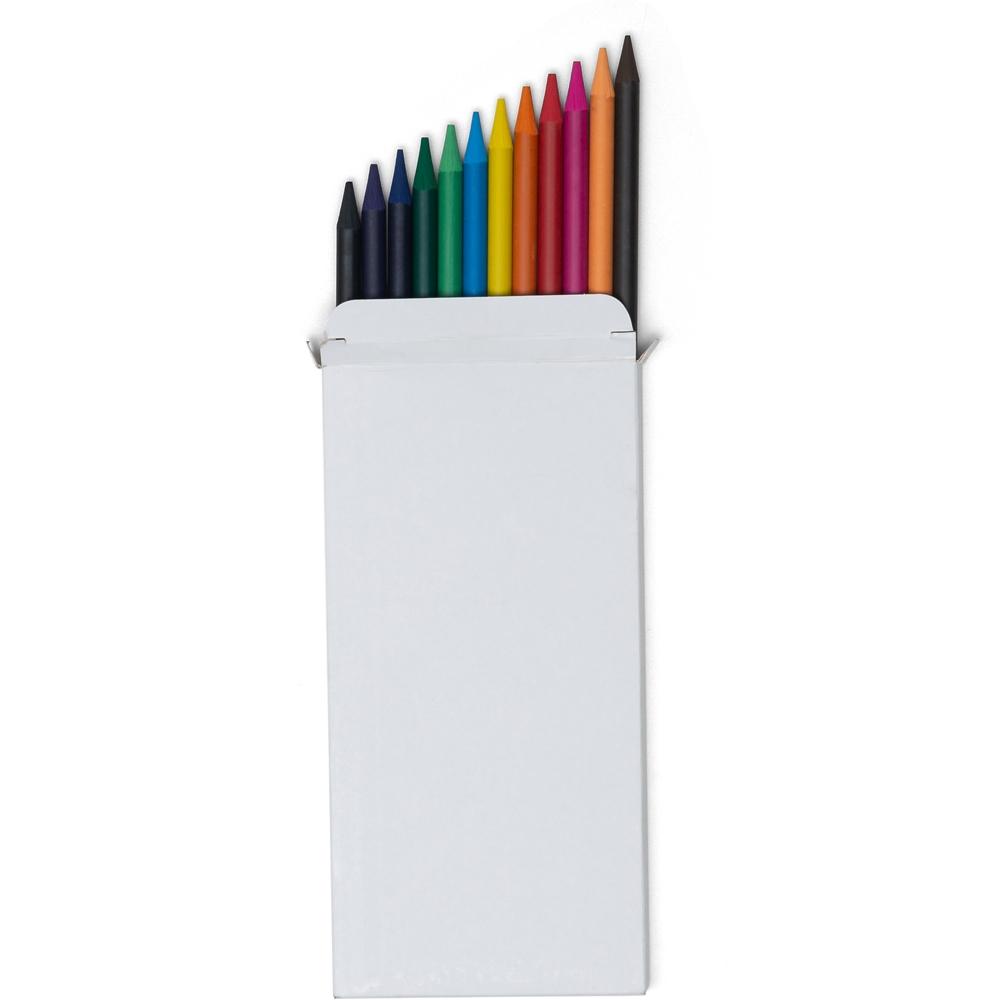 Conjunto de Lápis com 12 Cores