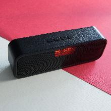 Caixa de Som Bluetooth com Display