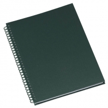 Caderno de Negocios Grande Verde