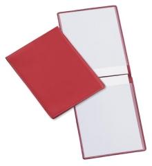 Carteira para Despachante Vermelha